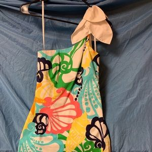 Lilly One Shoulder Dress